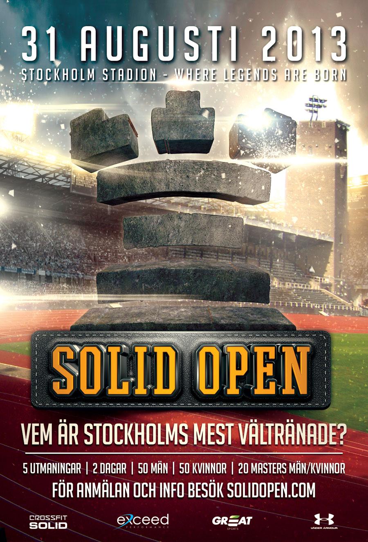 Vinn biljetter till Solid Open